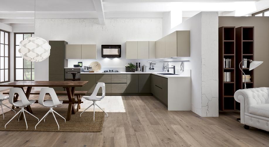 Cucine de gregoris dove nasce casa - Cucine arrex qualita ...